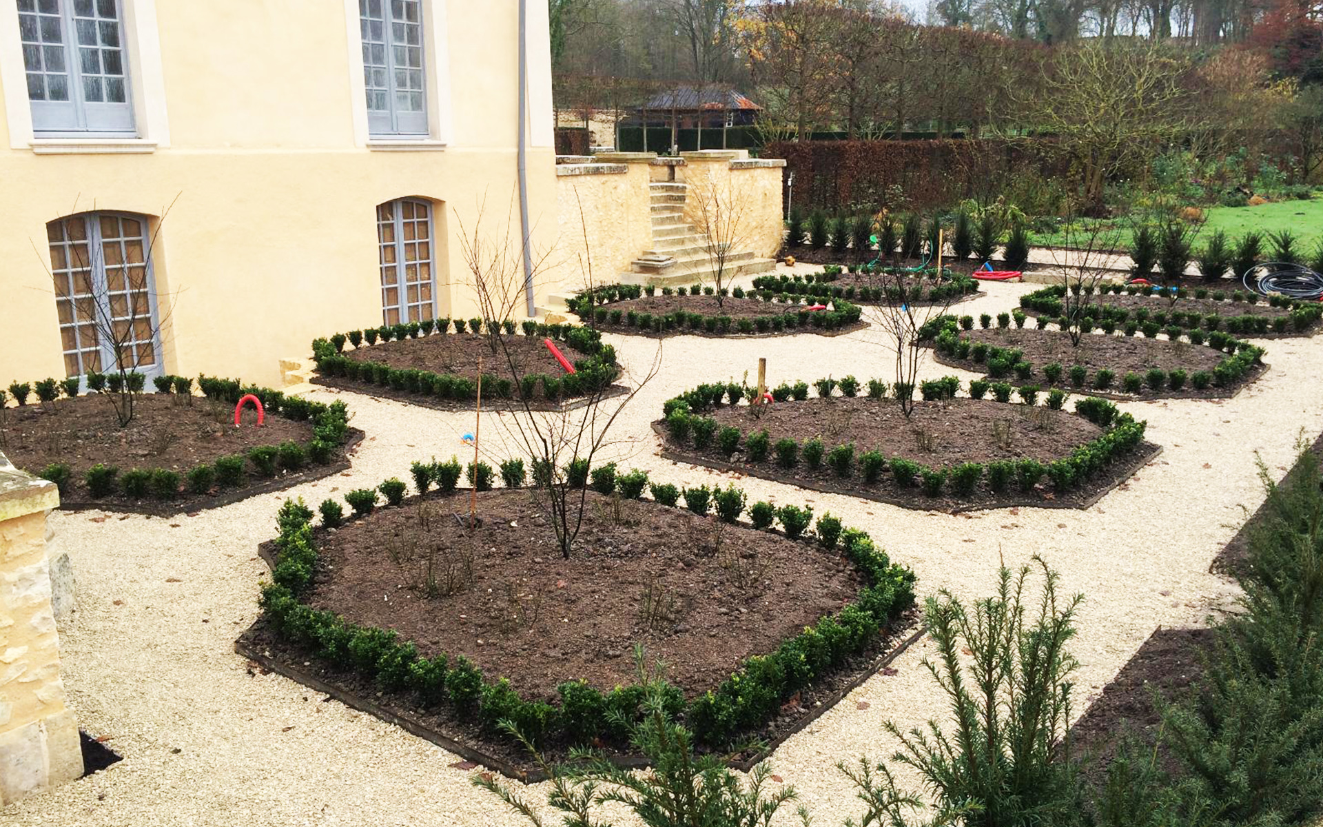 paysagiste am nagement paysager versailles garches ForPaysagiste Versailles